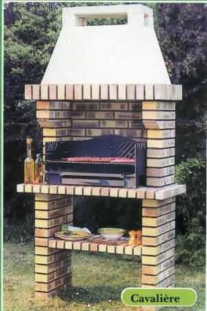 CAVALIERE briques et pierre du Gard