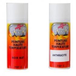 Peinture Haute Temperature (noir ou anthracite)