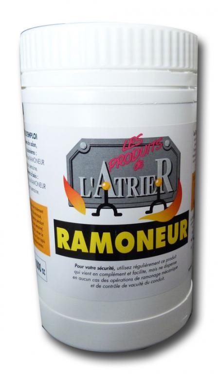 Ramoneur (entretien complementaire de conduit)